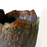 『不絞』-表面積調整による造形